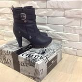 Ботинки Luciano carvari р.36