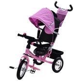 Акция Азимут спица на надувных колёсах Azimut трехколесный детский велосипед  на спице