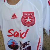 Фірмова .Оригінал футболка Адідас .збірна Тунісу .