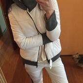 Женский дутик зимний костюм пуховик