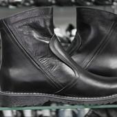 зимние мужские высокие ботинки 3 модели Код :106,107,108