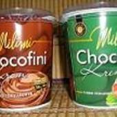 Шоколадный крем паста Чокофини Chocofini Milimi