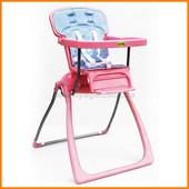 Стульчик для кормления tilly BT-LT-06 pink №1
