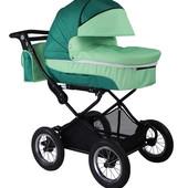 New! Коляска универсальная 2 в1 BabyHit Evenly - Green, зеленый