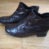 Gabor р.36-37 чобітки ботинки