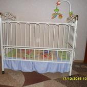 Кроватка детская geoby
