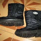 9 Сапоги зимние Cortina 38. (Goretex)