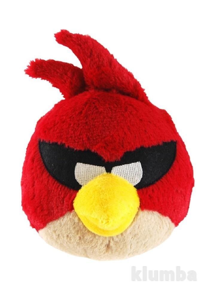 Распродажа -  мягкая озвученная игрушка angry birds  space 20см от angry birds фото №1