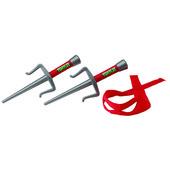 набор игрушечного оружия Черепашки-ниндзя боевое снаряжение Донателло, Леонардо,Микеланджело,Рафаэль