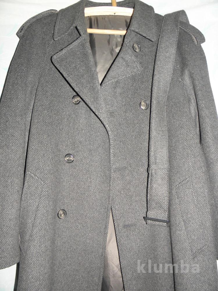 Стильное  пальто     размер  46 фото №1