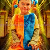 Карнавальный костюм Скоморох
