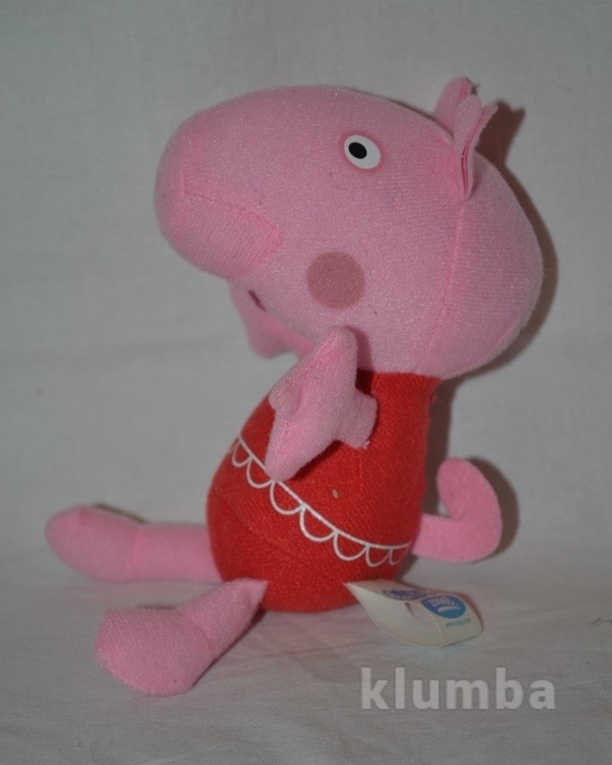 Peppa pig свинки пеппа маленькая оригинал фото №1