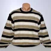 Тёплый мужской свитер. М-XXL полномерные