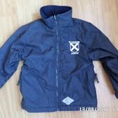Двостороння Демісезонна куртка 116-122