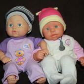 Кукла пупс Zapf Creation и Tesco Германия.Цена за 1 шт
