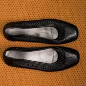 Туфли балетки Footglove M&S, р. 40-40,5.