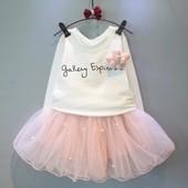 Платье и Комплект девочкам