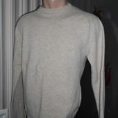 Свитер джемпер натуральная шерсть