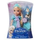 Кукла Disney Princess Frozen Эльза 15 см 31004 Оригинал