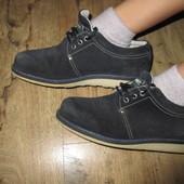 Продам замшевые туфли Super Doz 44 р.