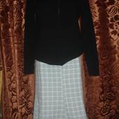 Фирменная Next теплая юбка на подкладке на 46 48 размер