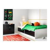 Кровать Флакса от IKEA(реал.фото)