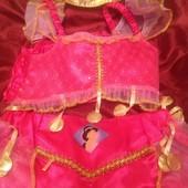 карнавальный костюм восточной красавицы Жасмин Золушка