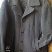 Пальто шерстяное короткое (разм. XL)