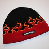 Двойная флисовая шапка Snowboаrd