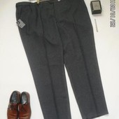 Очень качественные мужские брюки, дания, огромный разм.  в поясе 128