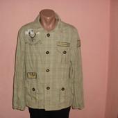 пиджак для парня р-р М,коттон