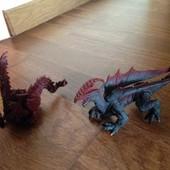 Пара прекрасных драконов