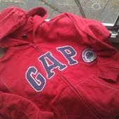 Кофта капюшонка GAP для мальчика 8-9 лет