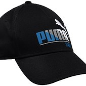 Кепка Puma Graphic Ess. Cap black Оригинал