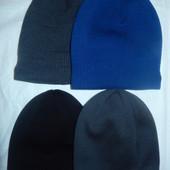 Распродажа!!!!Новые шапки,сзади на складку,удлиненные