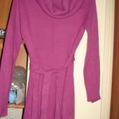 шерстяне тепленьке платтячко-туніка