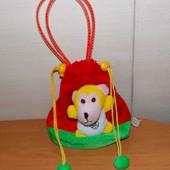 Гламурная фирменная сумочка для девочки