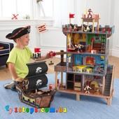 Игровой набор KidKraft Пиратская крепость 63284