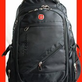 Рюкзак Swissgear. мод.8815 , Wenger . С накидкой от дождя в отделении , рюкзаки для путешествий .