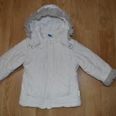 Курточка  фирменая для девочки на 1.5-2г.