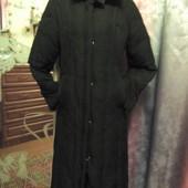 Фирменное пальто-пуховик Easy Comfort 46-48р+шарф или палантин в подарок.