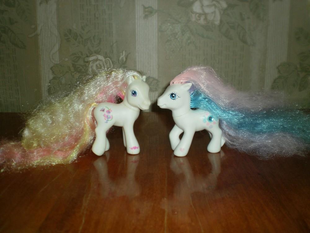 Лошадки пони my little pony фото №1