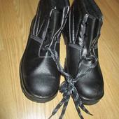 Ботинки Новые рабочие литые размер 45