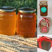 Настоящий мёд  и медовые подарки Читайте отзывы *-)