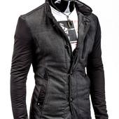 мужская куртка пиджак демисезонная