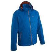 Мужская зимняя термо куртка фирма Quechua. Польша.Не промокает!