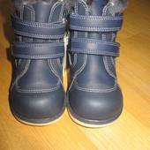 Зимние ботиночки для мальчика Шалунишка Ортопед 22 27