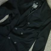 Стильный пиджак тренч М-Л