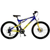 азимут Ультимат 26 GD azimut ultimate горный спортивный МТВ велосипед двухподвес