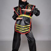 Карнавальный Новогодний костюм Ниндзя
